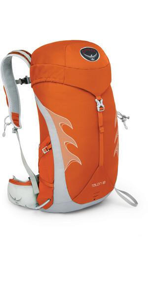 Osprey M's Talon 18 Backpack Flame Orange
